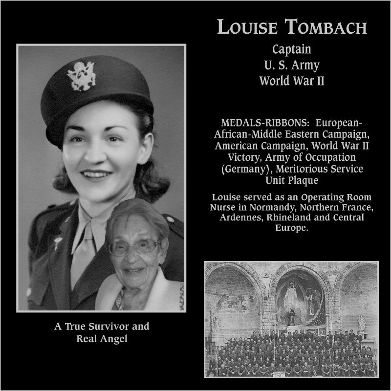 Louise Tombach