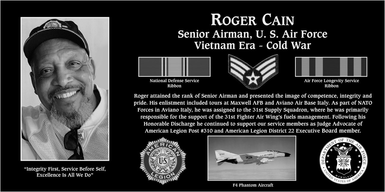 Roger Cain