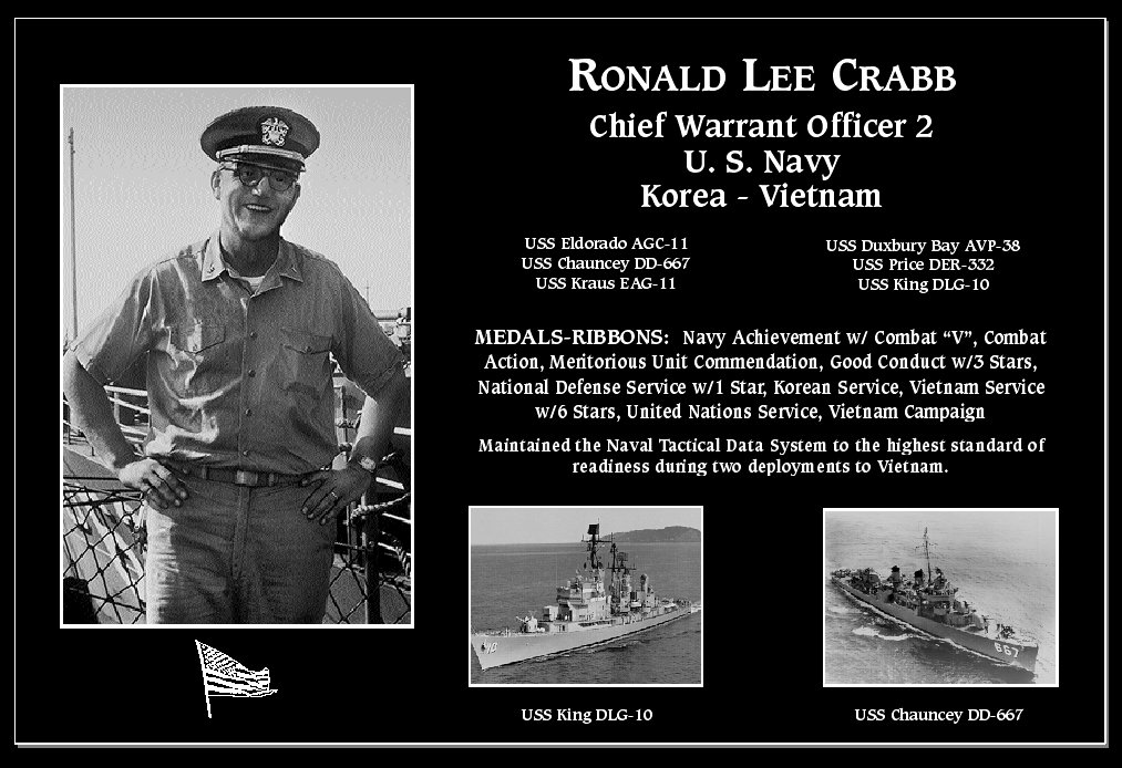 Ronald Lee Crabb