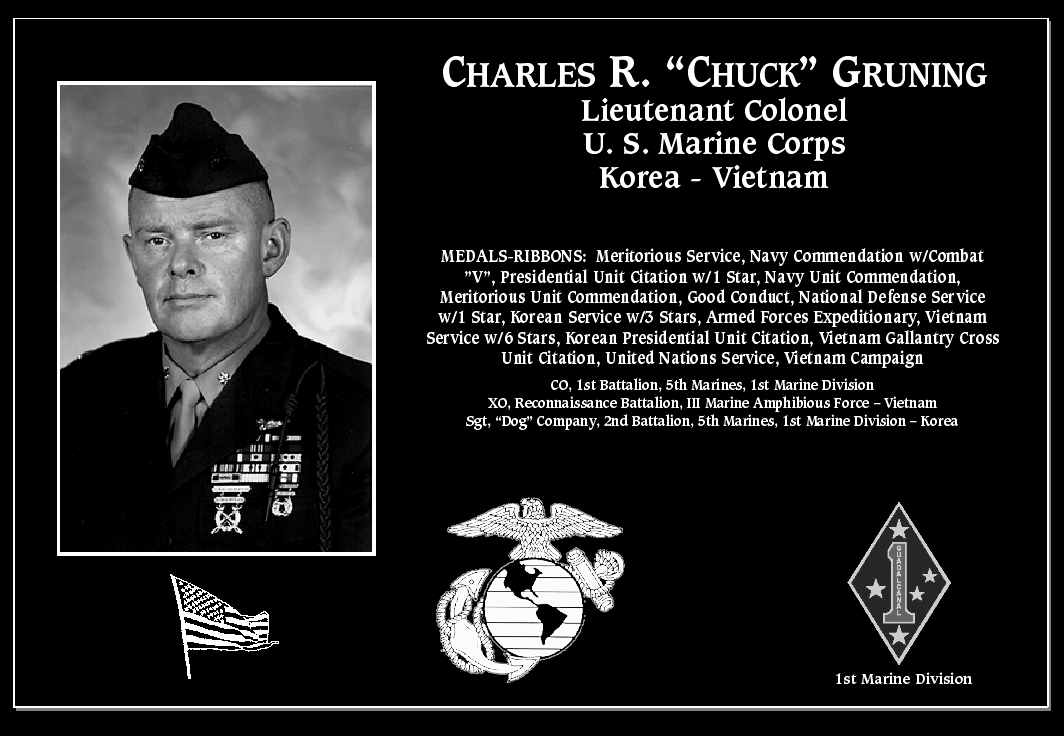 Charles R. Gruning