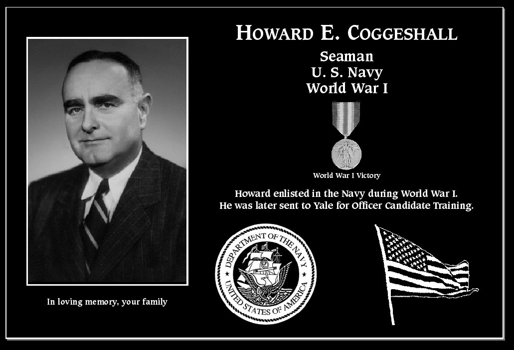 Howard E. Coggeshall