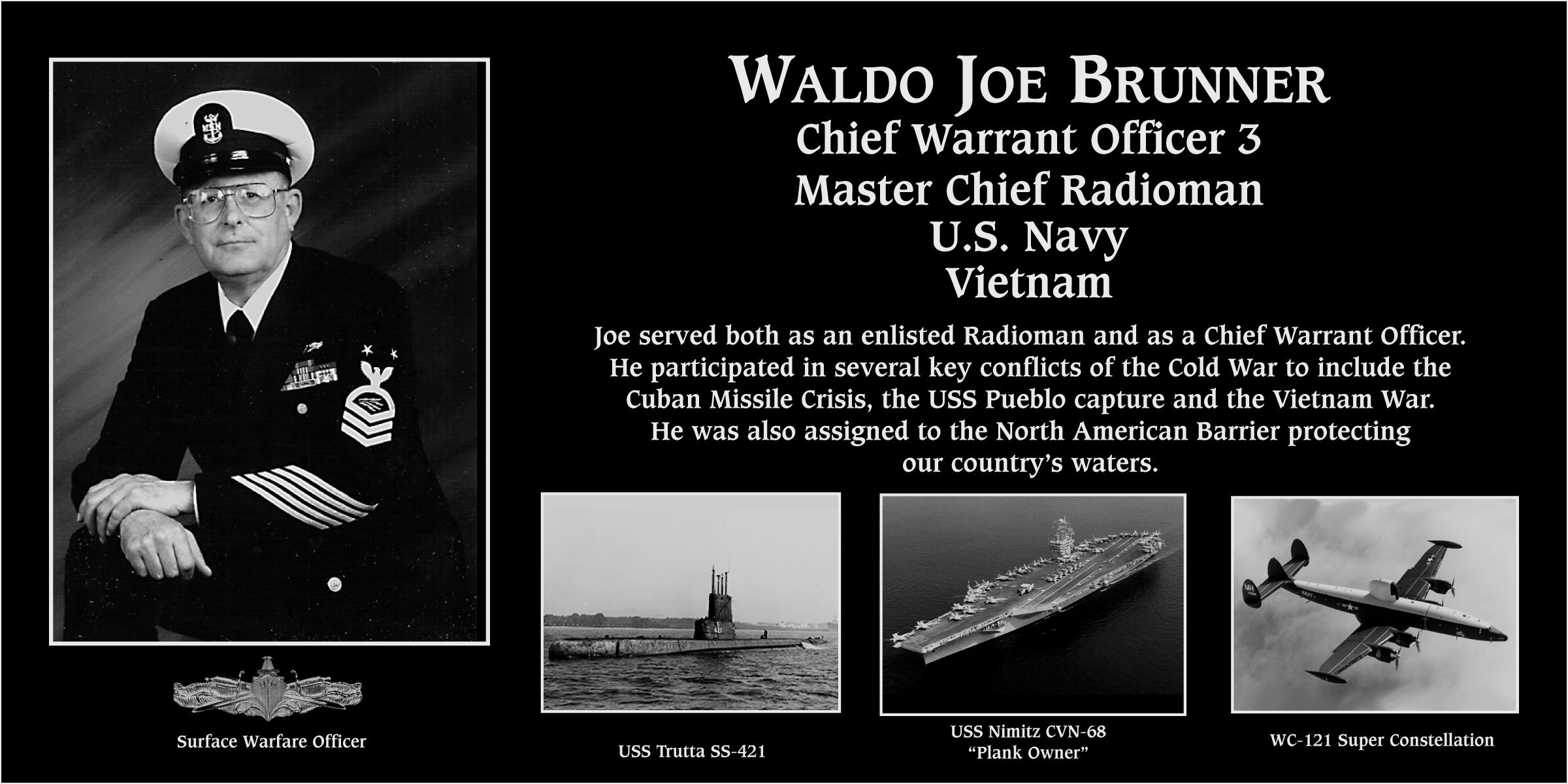 Waldo Joe Brunner