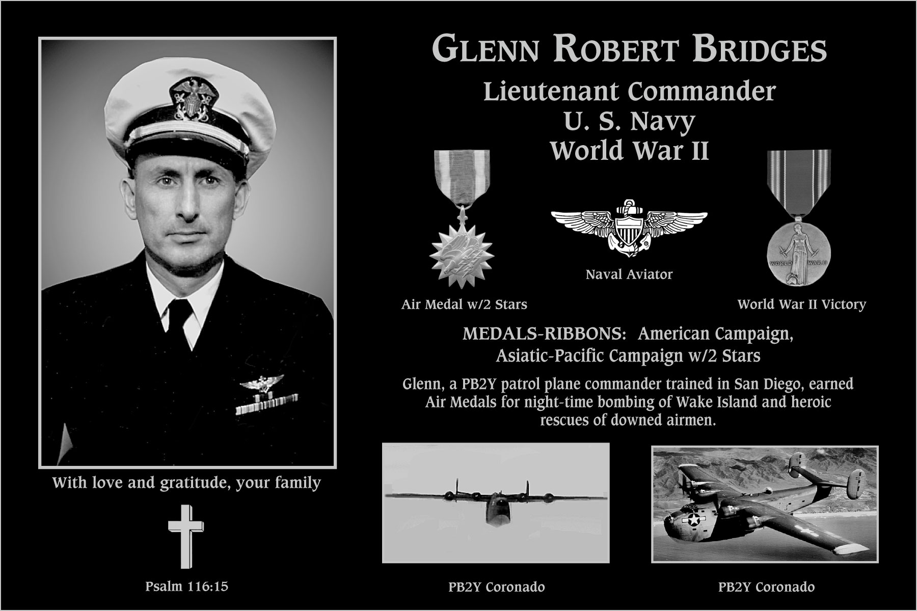 Glenn Robert Bridges