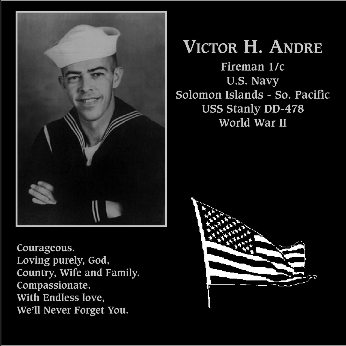 Victor H. Andre