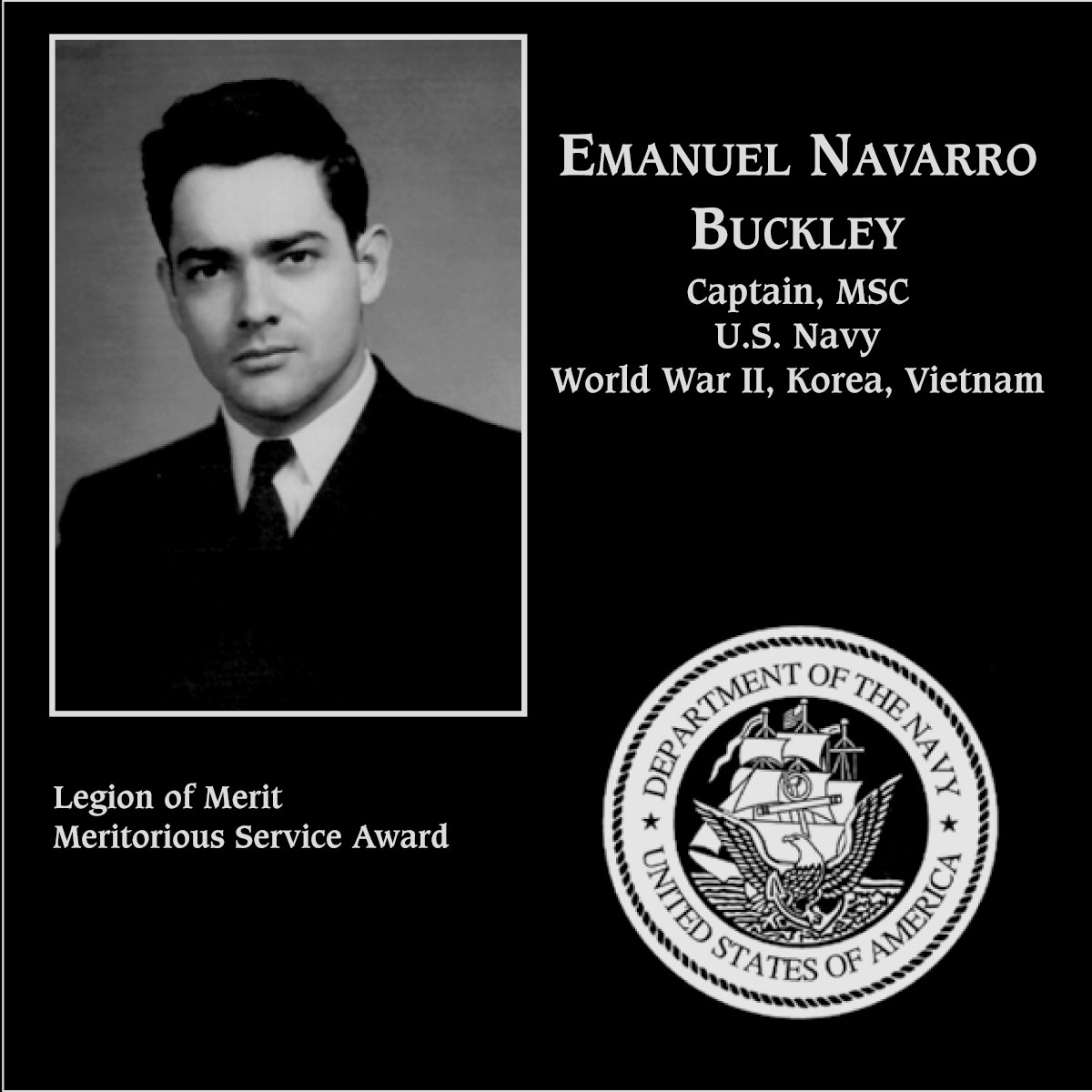 Emanuel Navarro Buckley