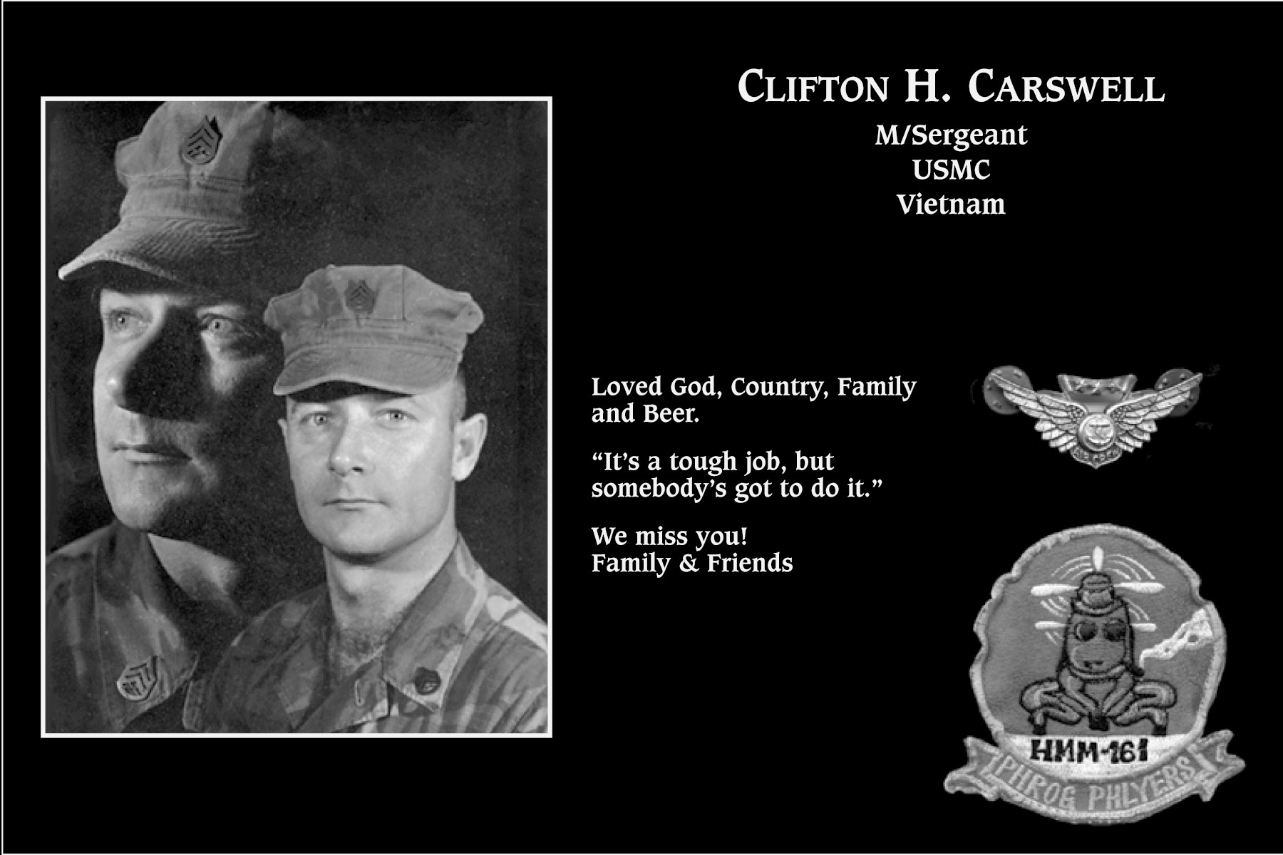 Clifton H. Carswell