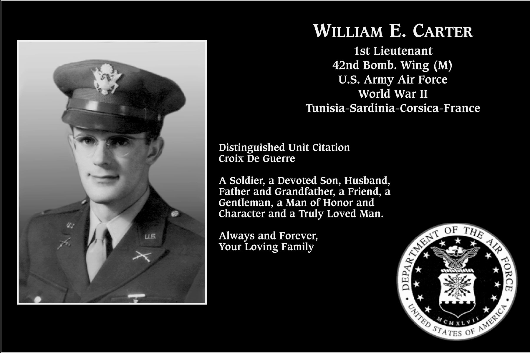 William E. Carter
