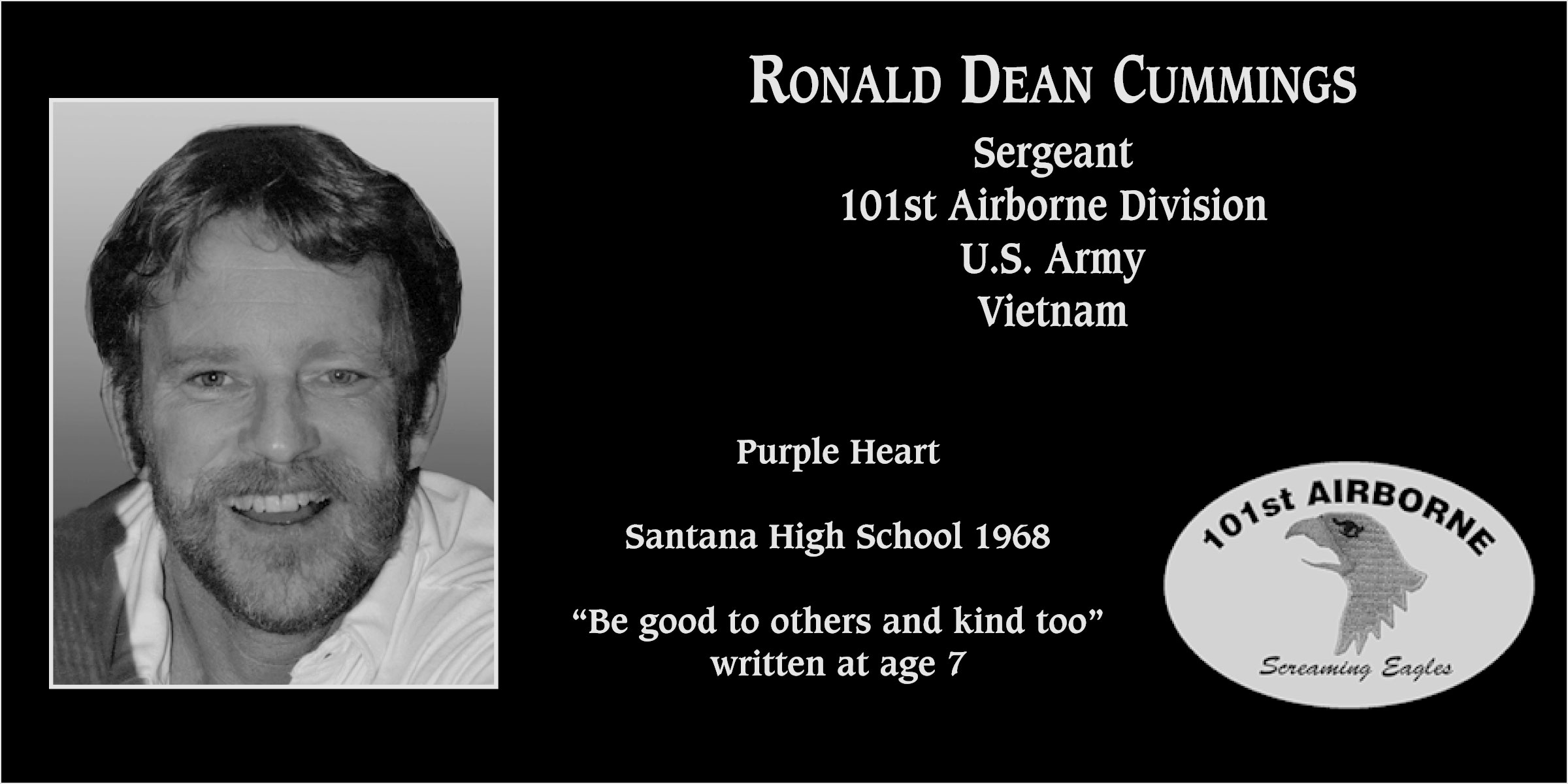 Ronald Dean Cummings