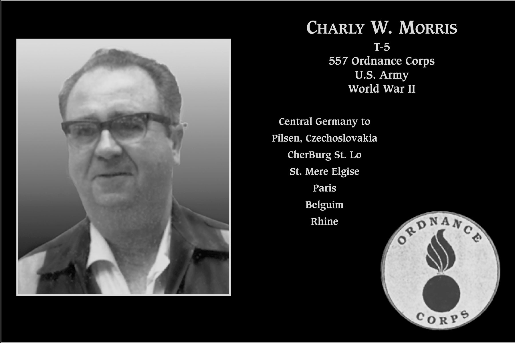 Charly W. Morris