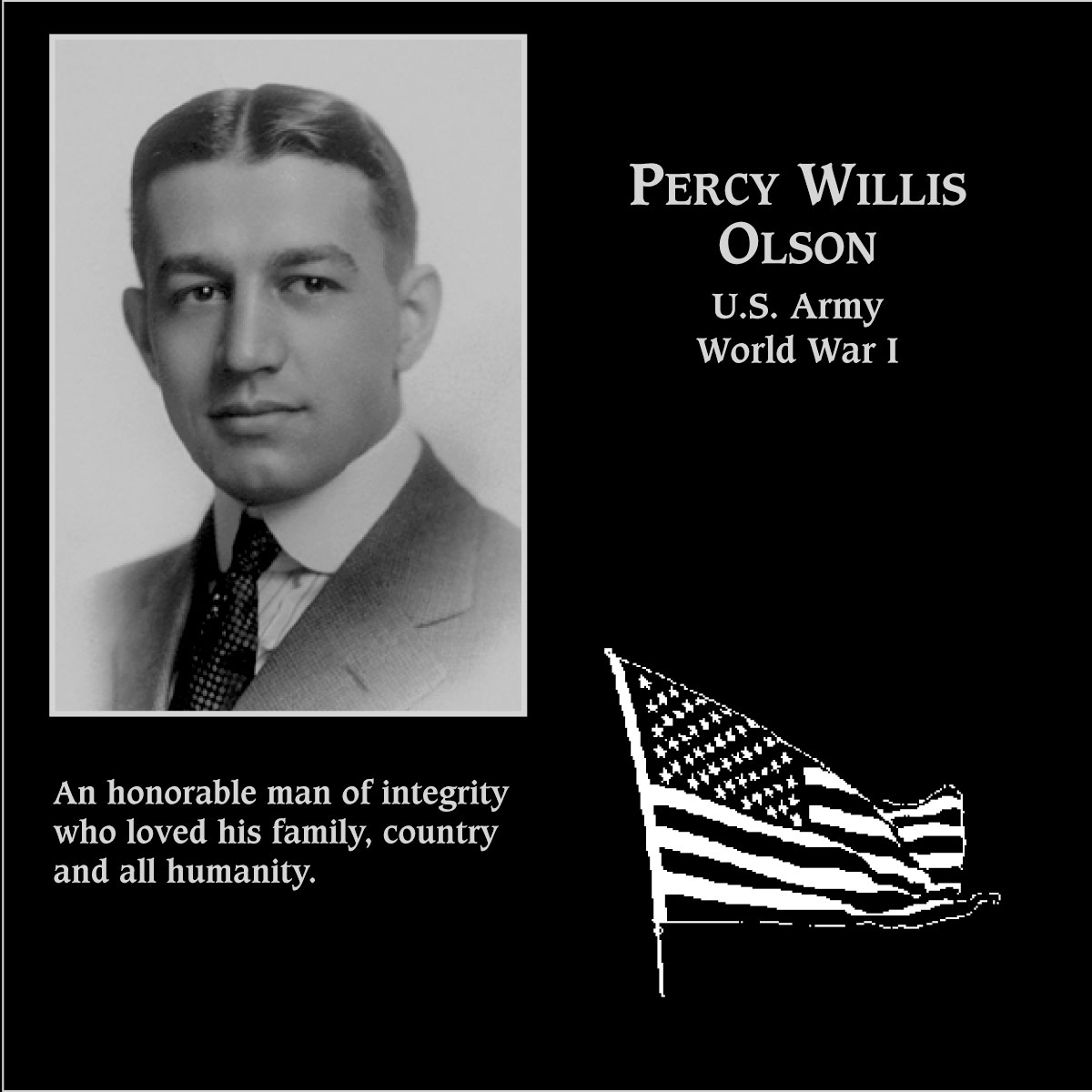 Percy Willis Olson