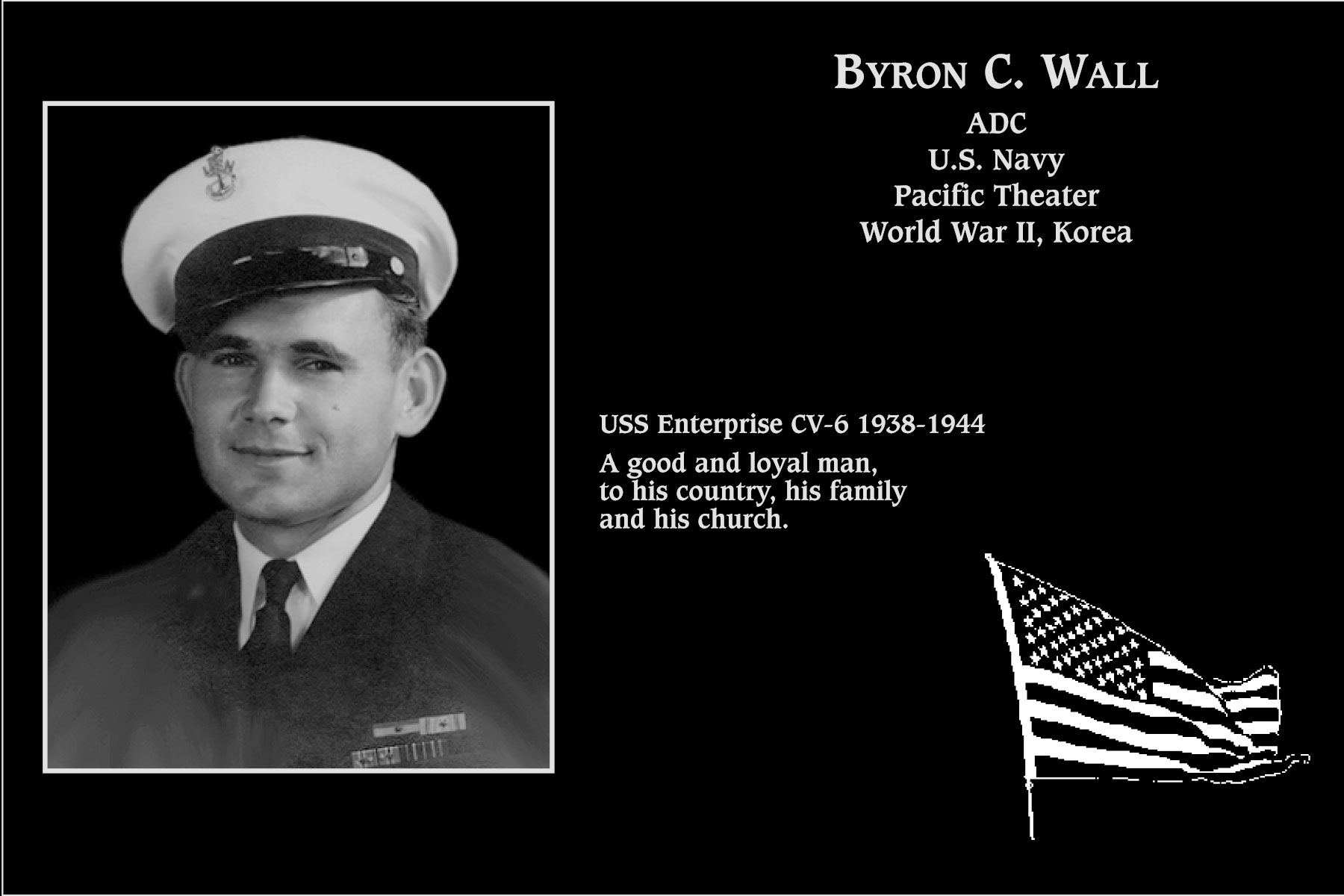 Byron C. Wall