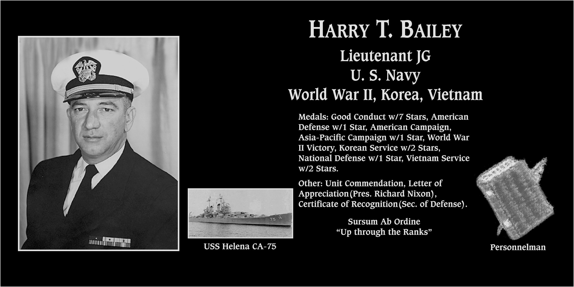 Harry T. Bailey
