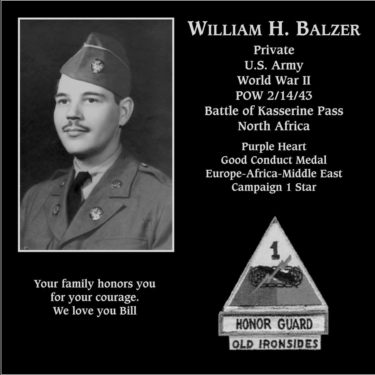 William H. Balzer