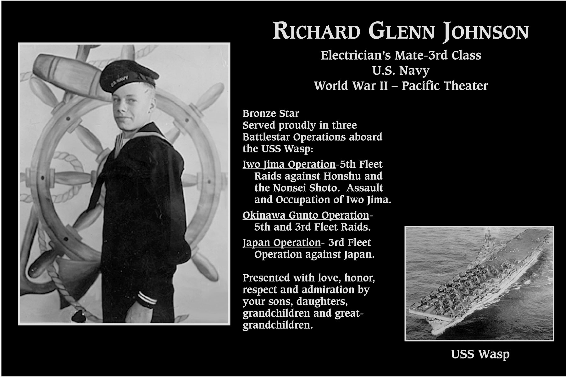 Richard Glenn Johnson