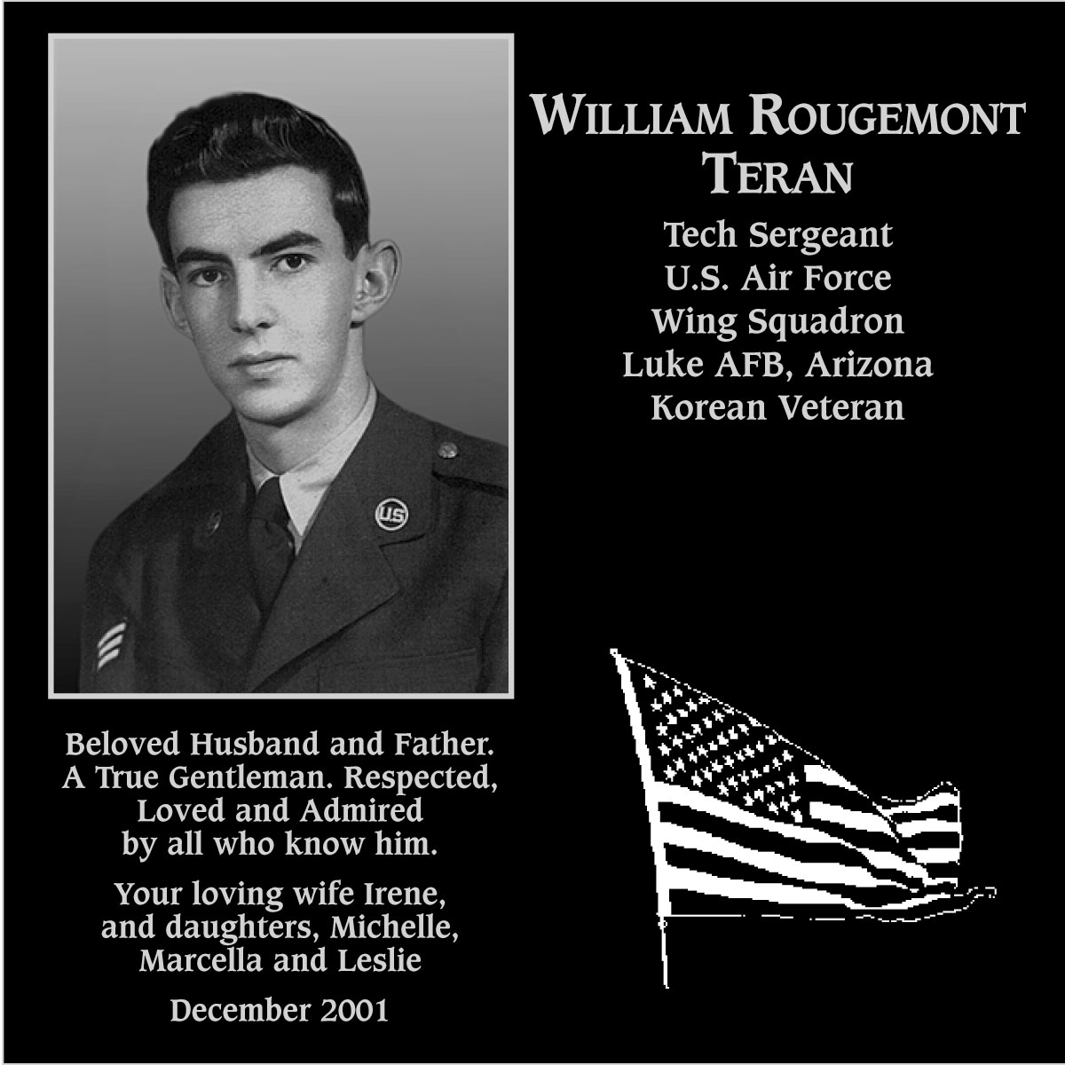 William Rougemont Teran