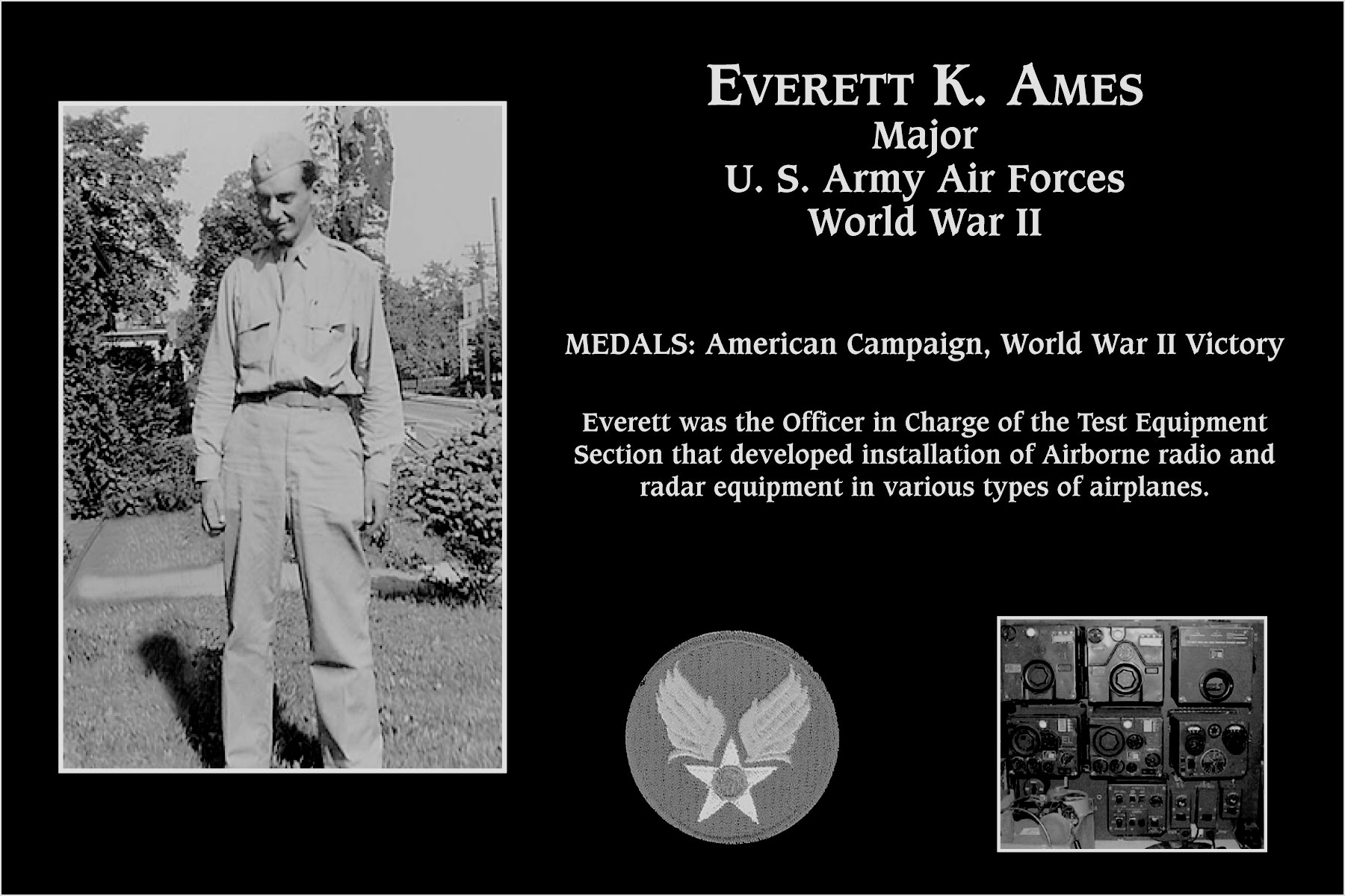 Everett K. Ames