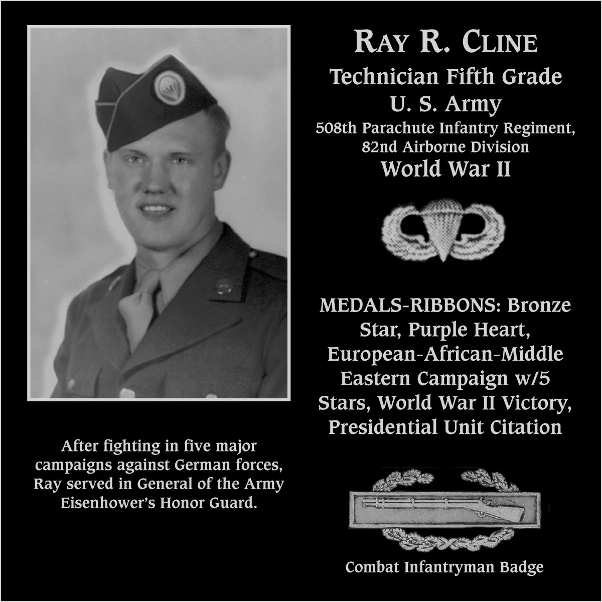 Ray R. Cline