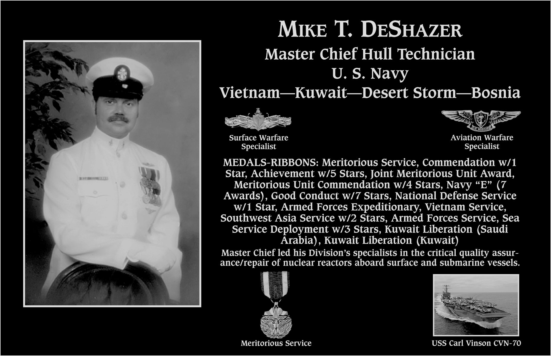 Mike T. DeShazer