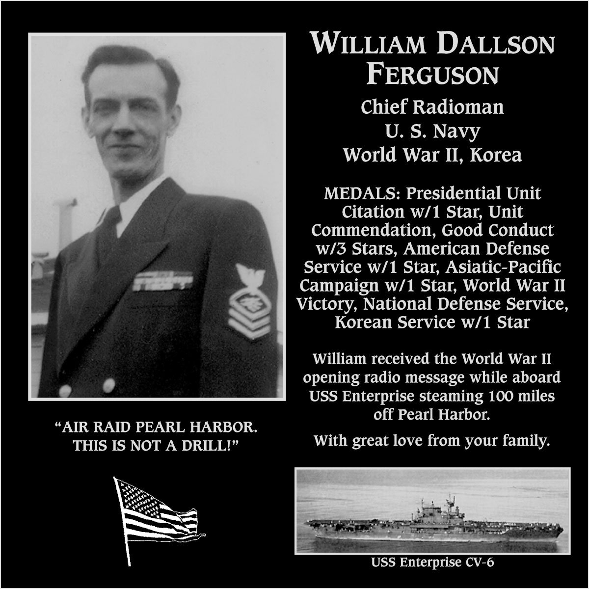 William Dallson Ferguson