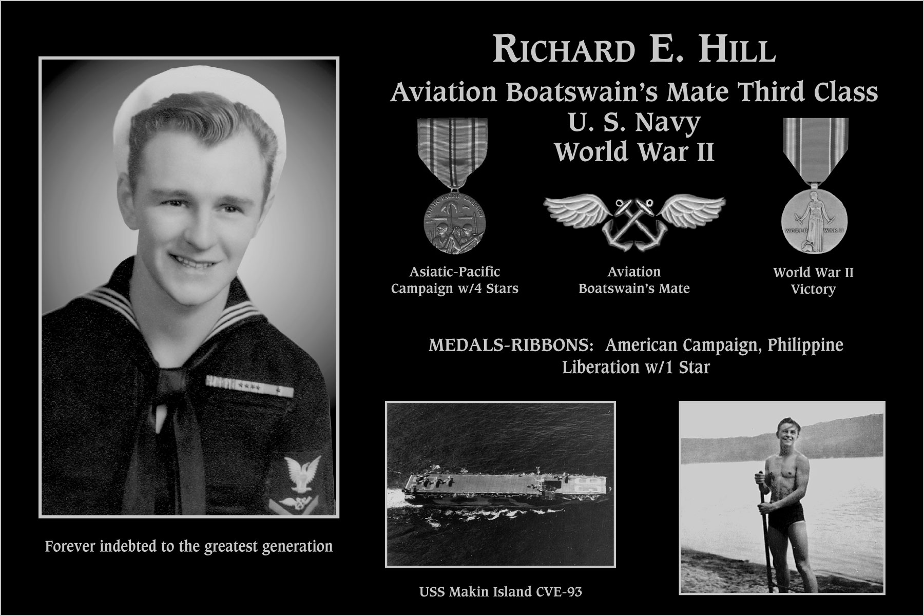 Richard E. Hill