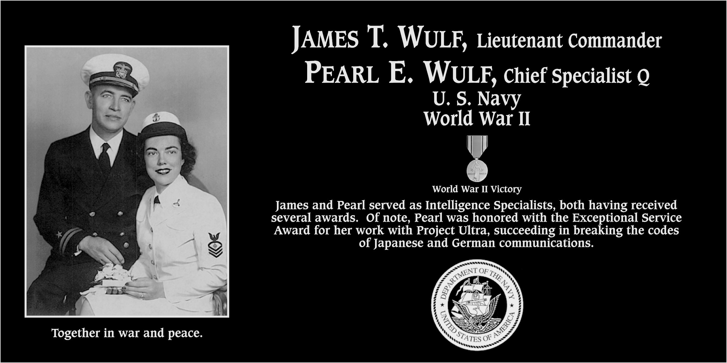 James T. Wulf