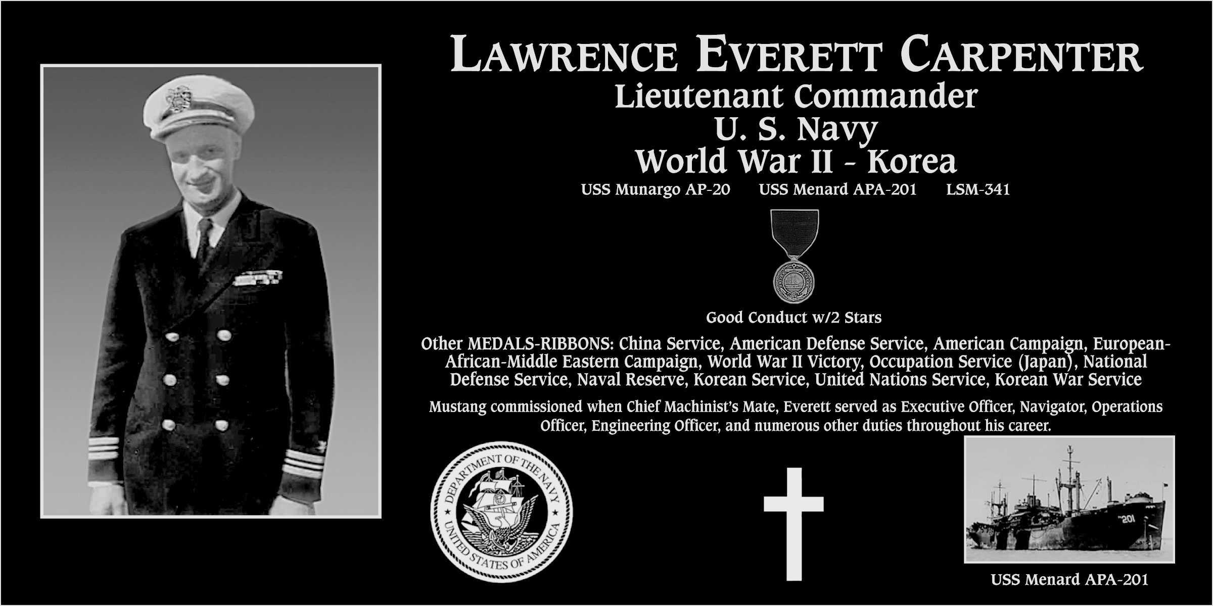 Lawrence Everett Carpenter
