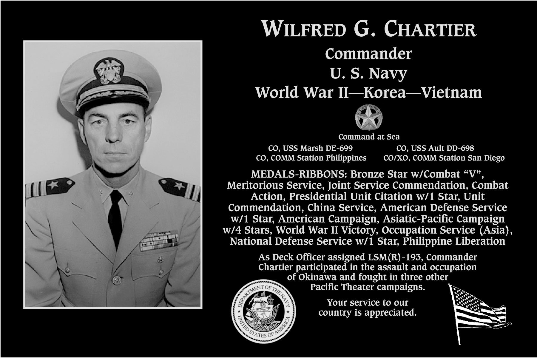 Wilfred G. Chartier