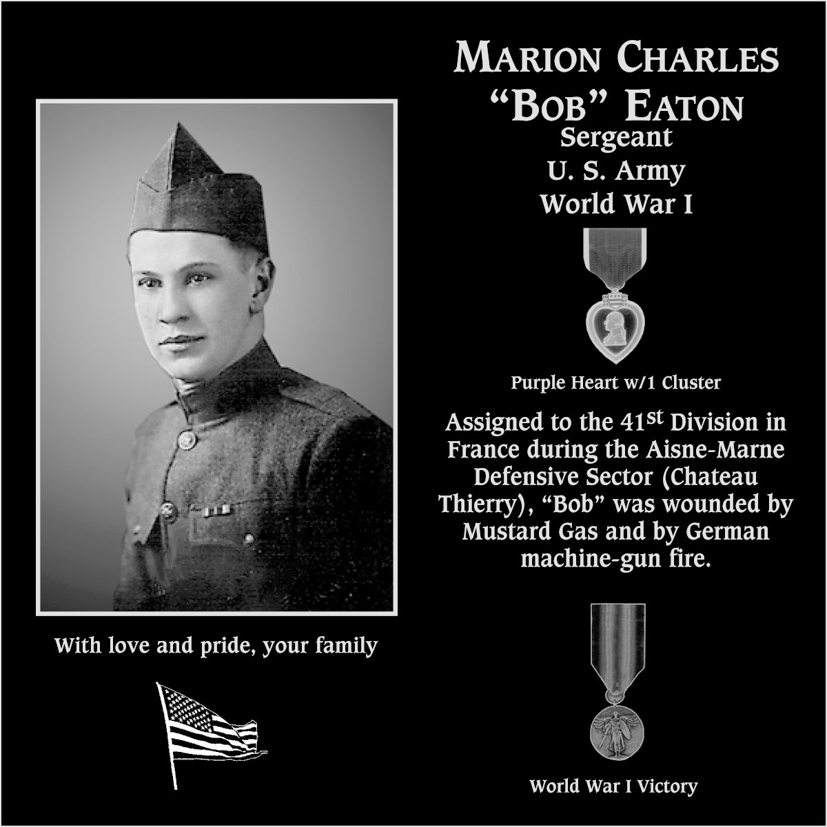 Marion Charles Eaton