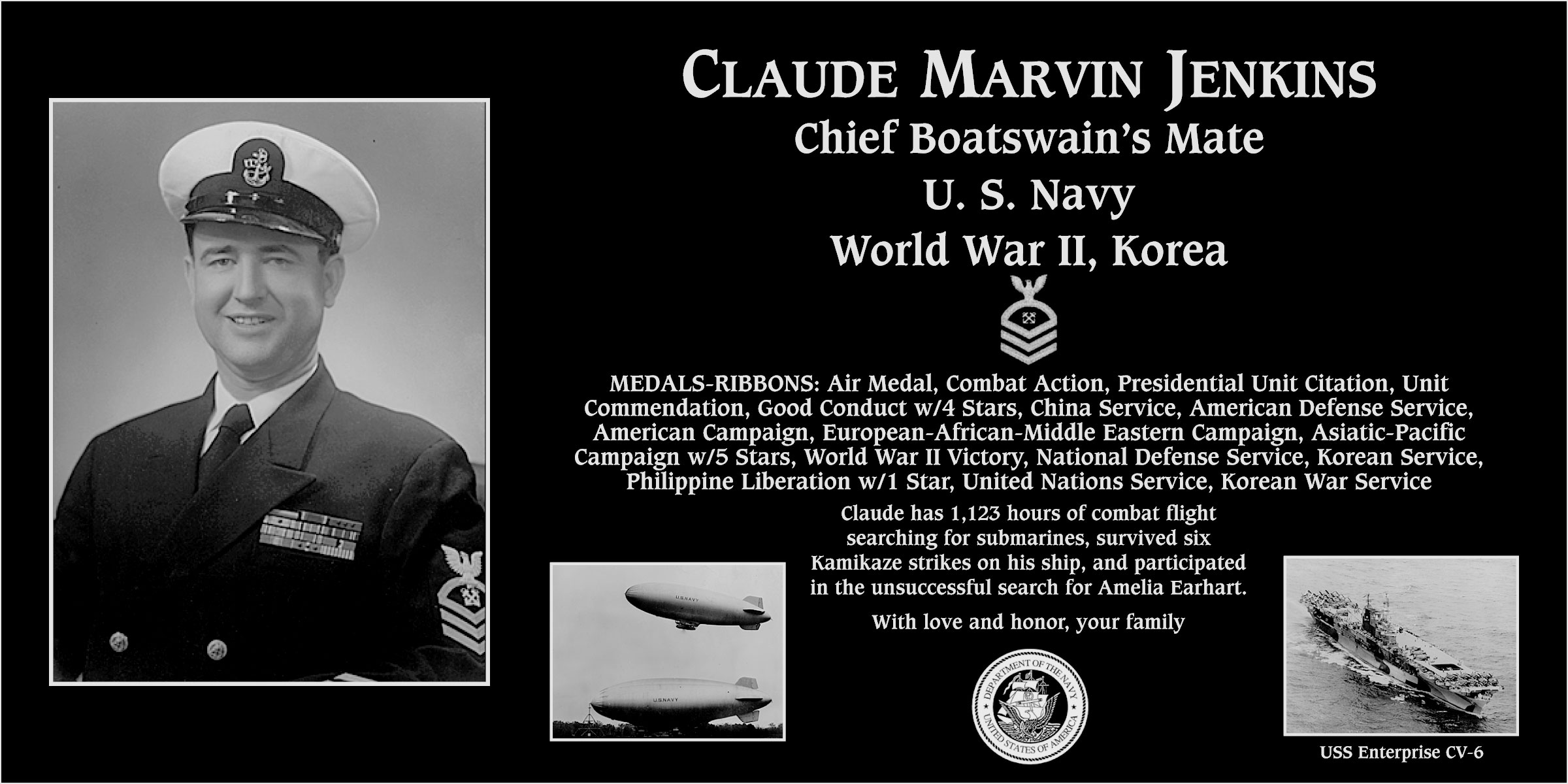Claude Marvin Jenkins