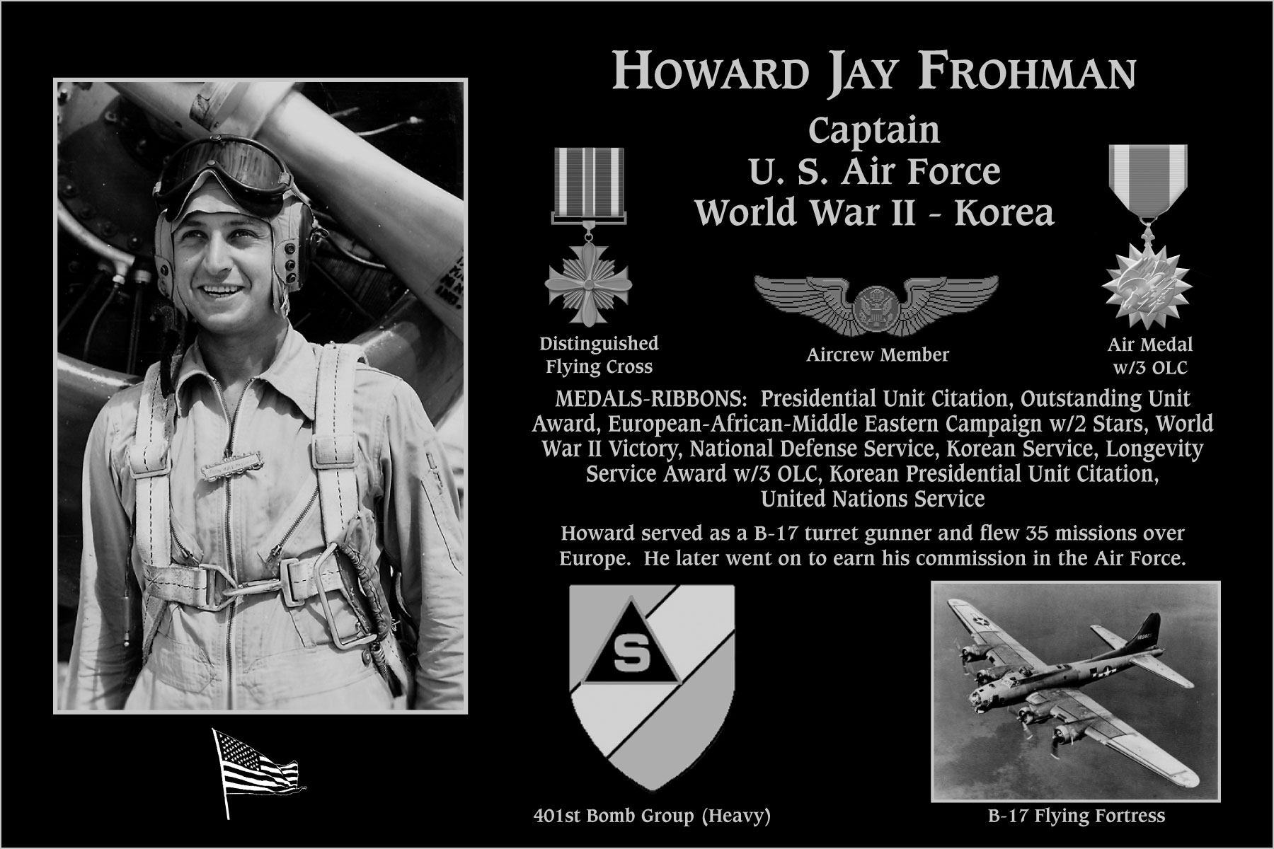 Howard J. Frohman
