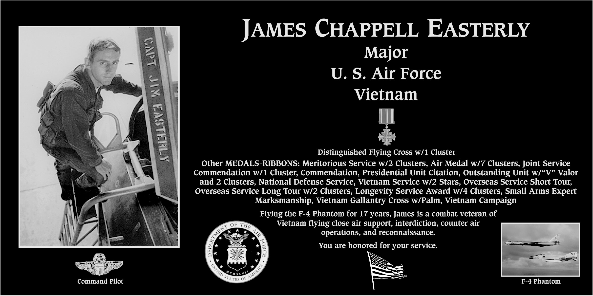James Chappell Easterly