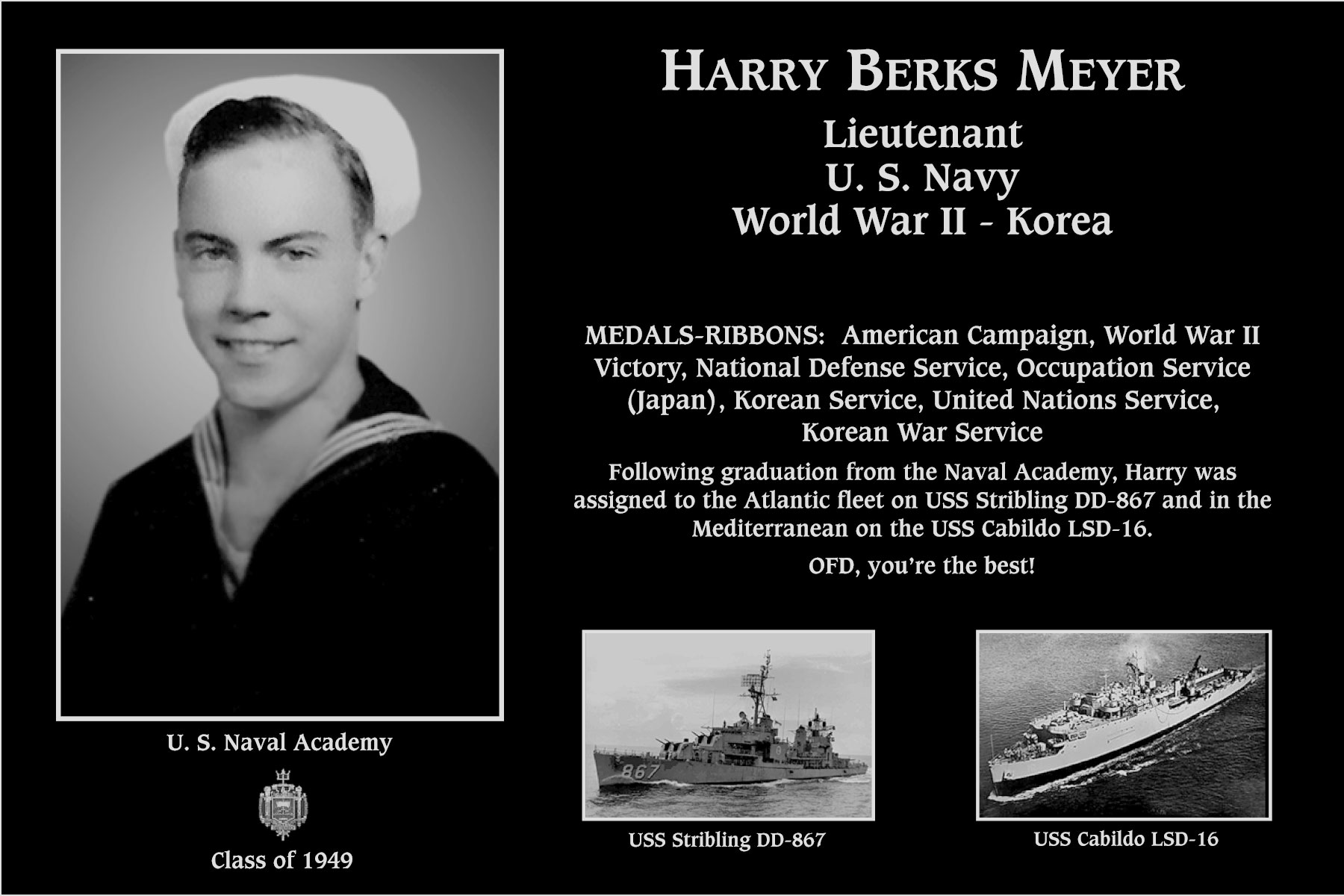 Harry Berks Meyer