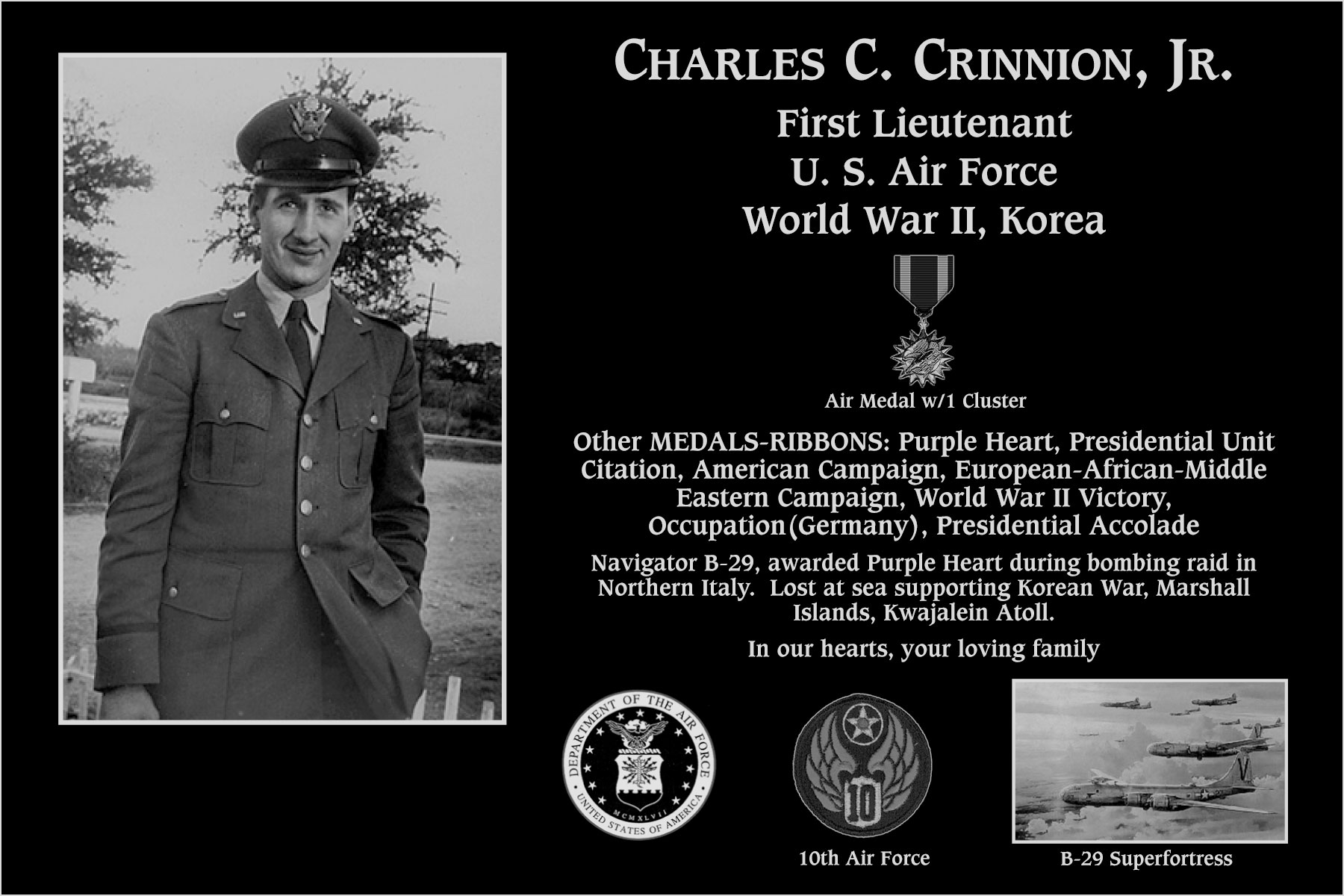 Charles C. Crinnion, Jr.
