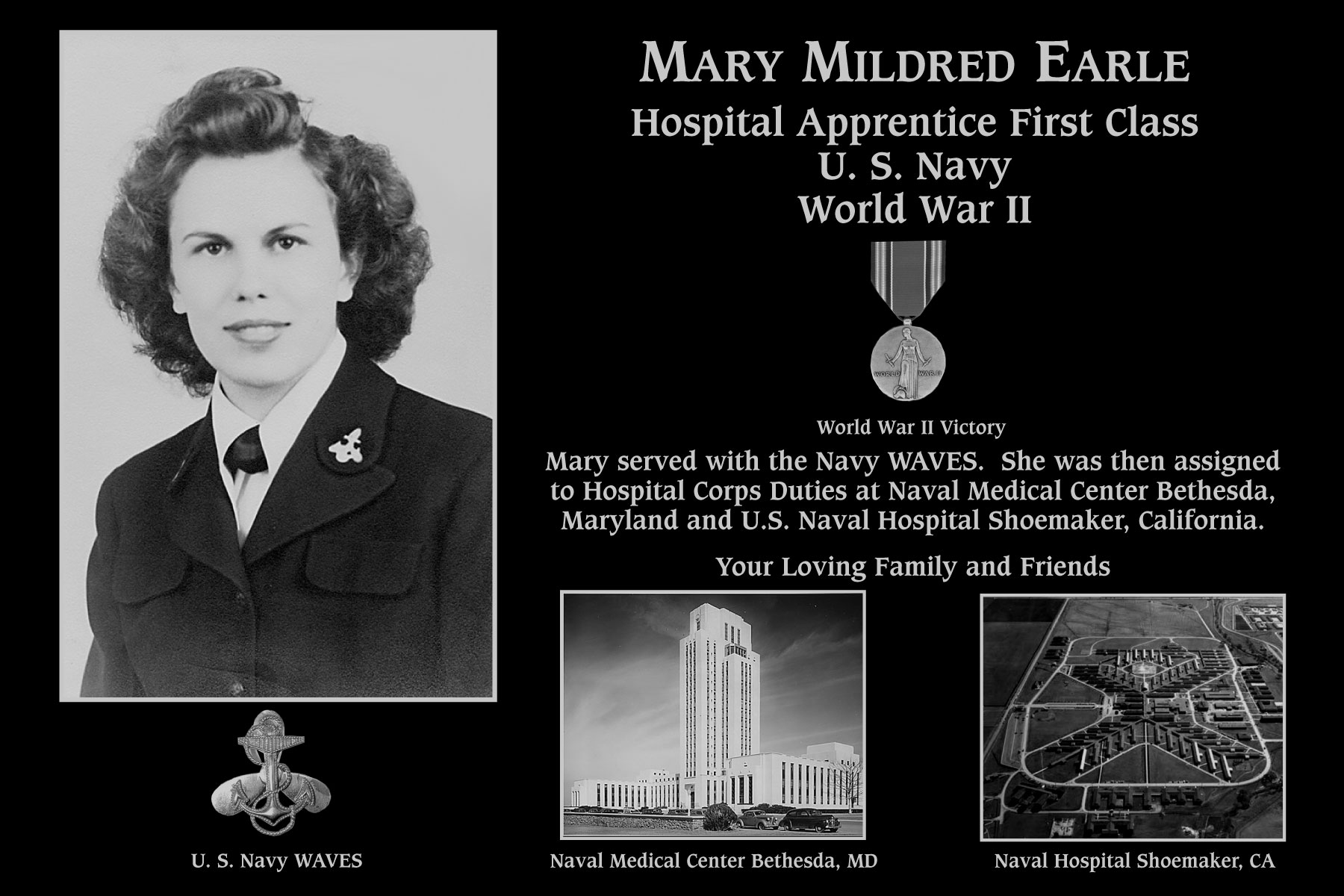 Mary Mildred Earle