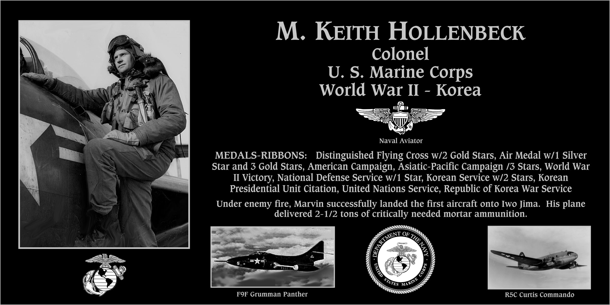 M. Keith Hollenbeck