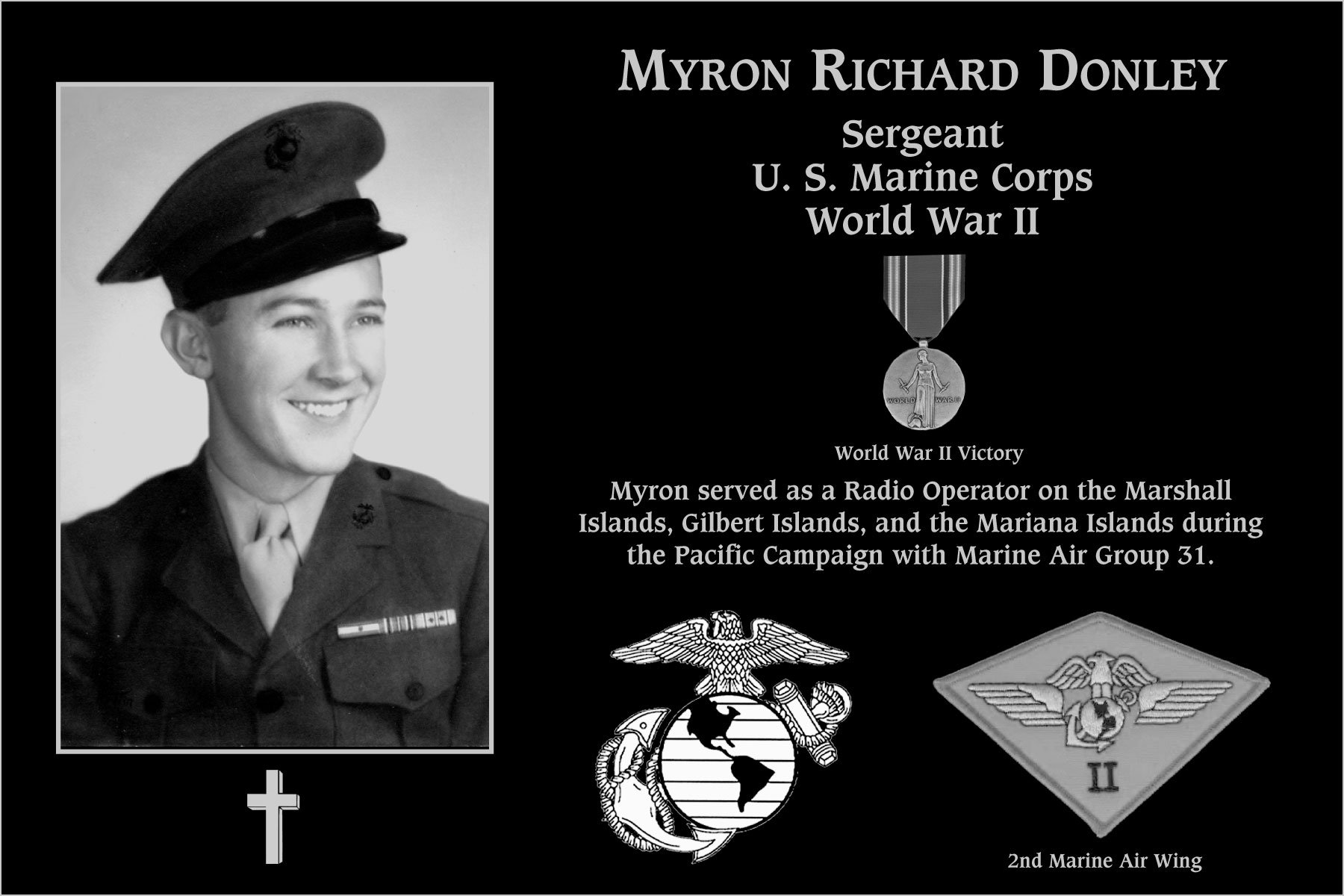 Myron Richard Donley