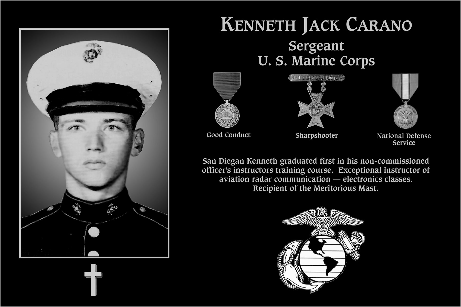 Kenneth Jack Carano