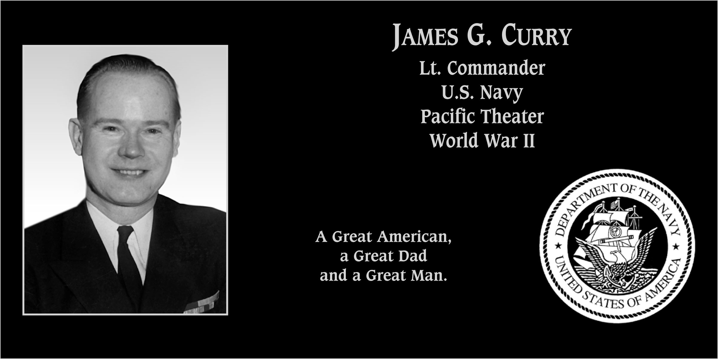 James G. Curry