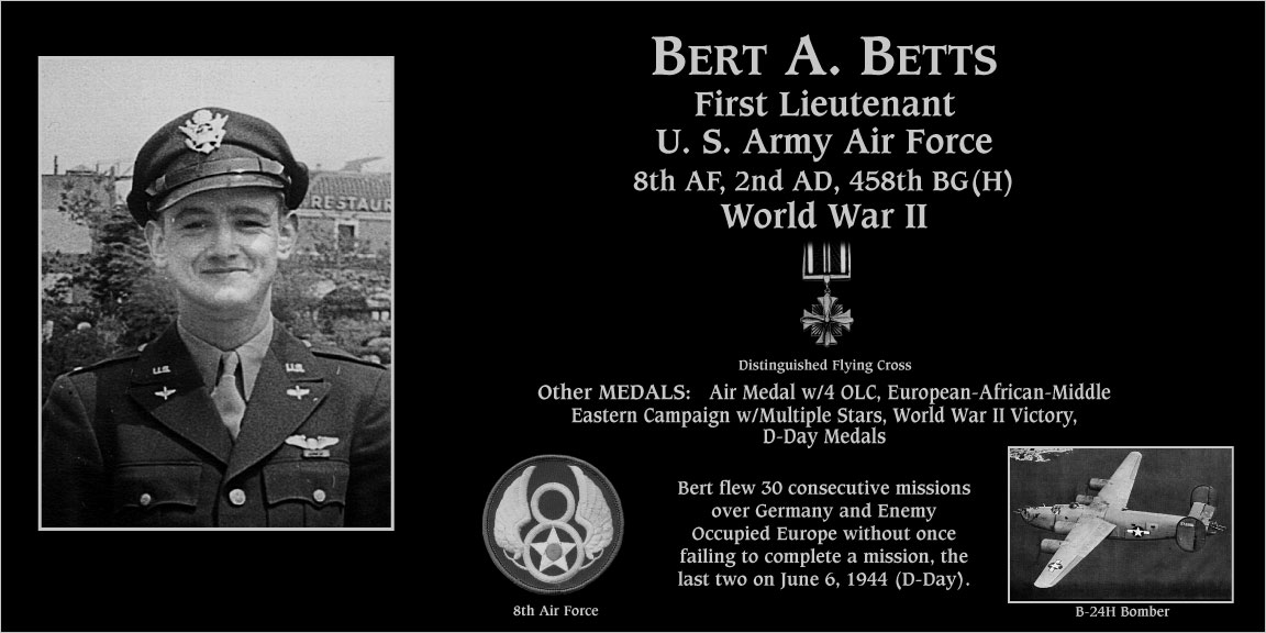 Bert A. Betts