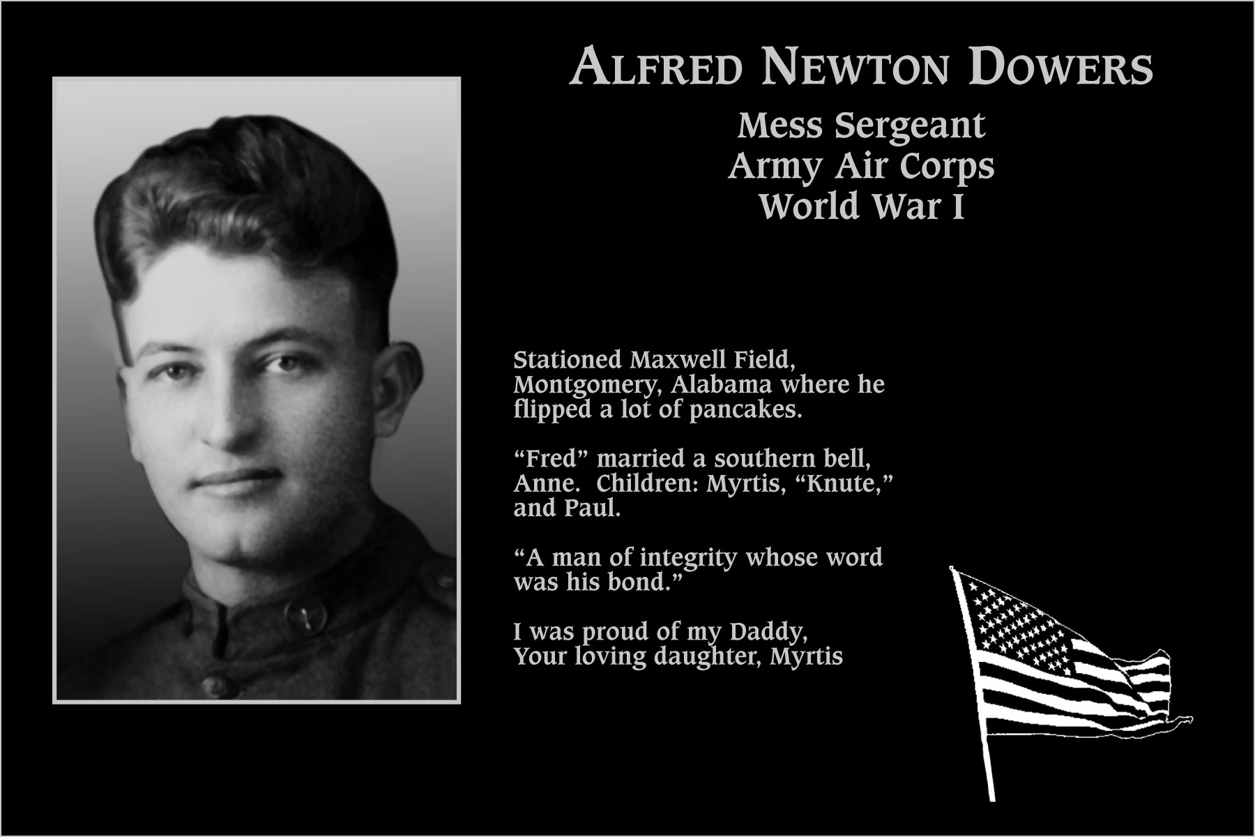 Alfred Newton Dowers