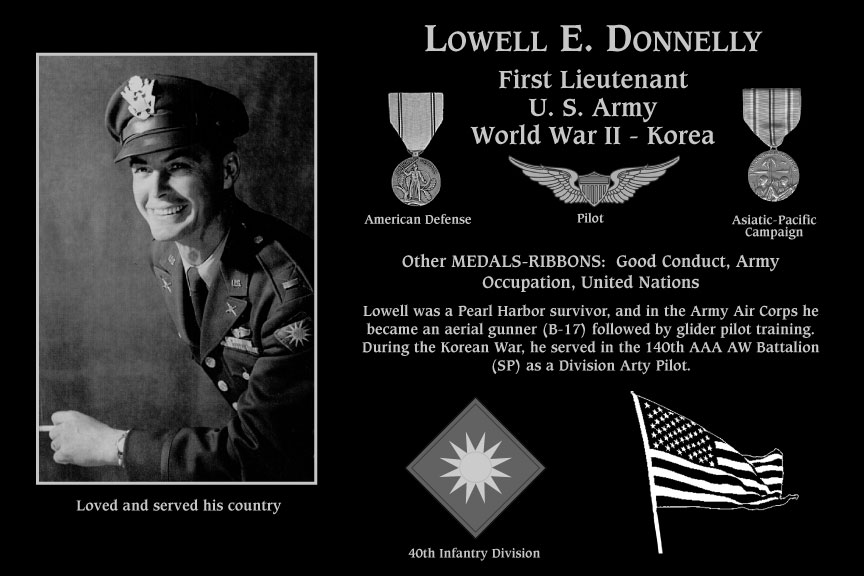Lowell E. Donnelly