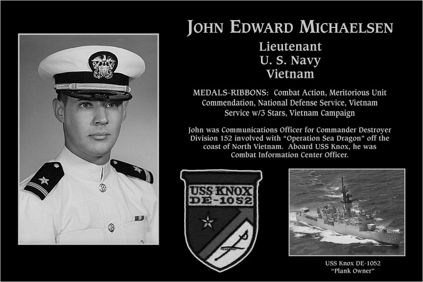 John Edward Michaelsen