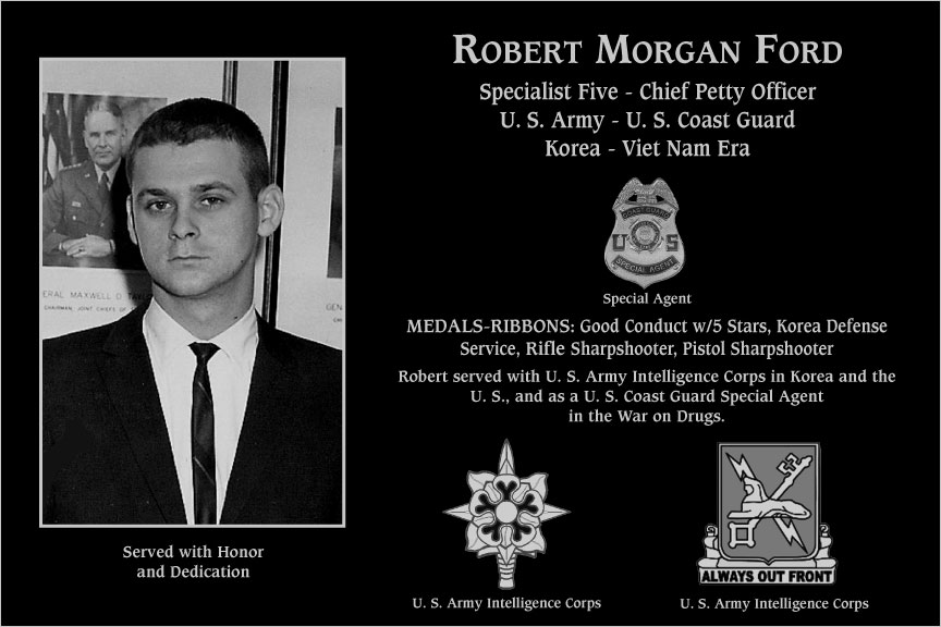 Robert Morgan Ford