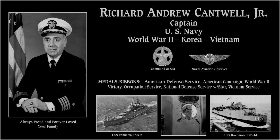Richard A. Cantwell, Jr.