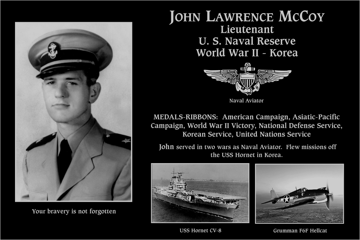 John Lawrence McCoy