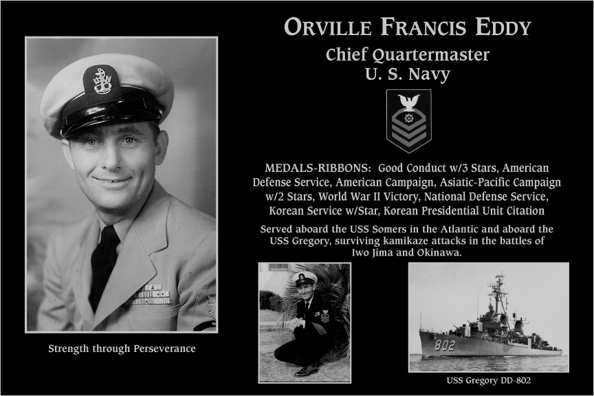 Orville Francis Eddy