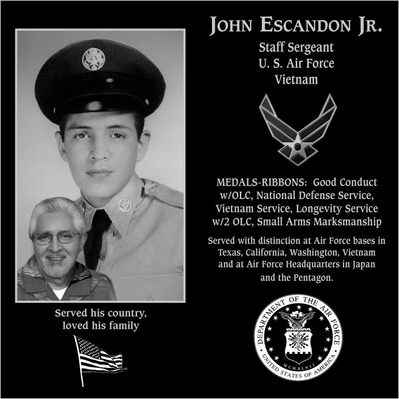 John Escandon, Jr.