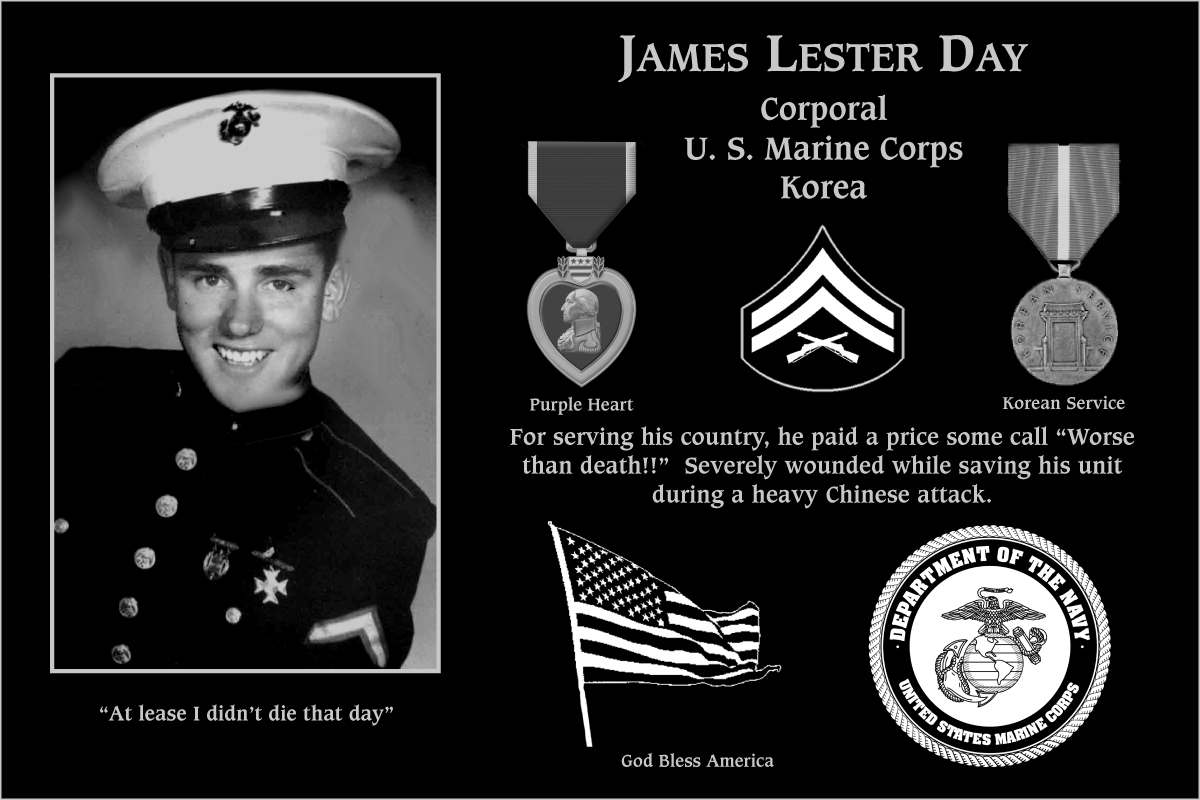 James L Day