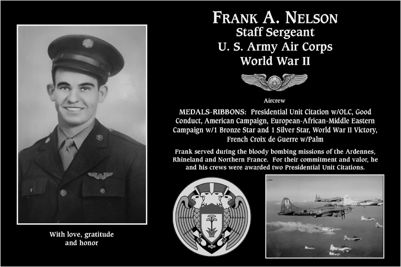 Frank A. Nelson
