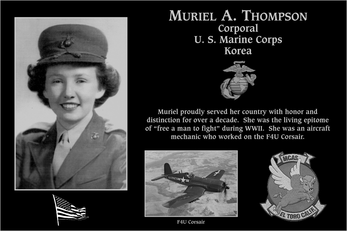 Muriel A. Thompson